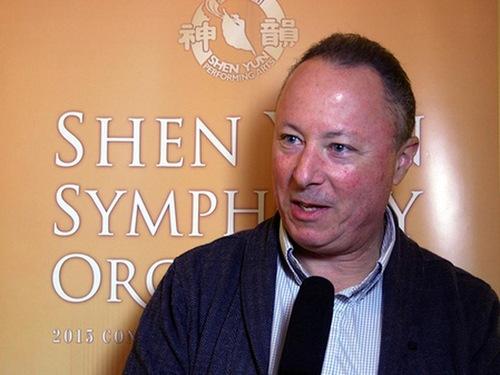 Shen Yun Symphony Orchestra - Emery Bresnick