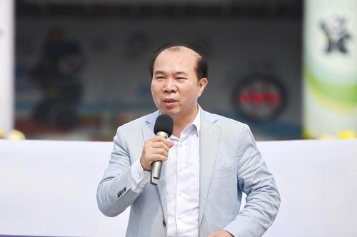 Anggota Dewan Kota Taipei Chang Mao-nan merasa yakin di masa yang akan datang, Falun Gong akan dipraktikkan secara bebas di daratan Tiongkok