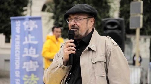 MEP Stefan Eck dari Jerman