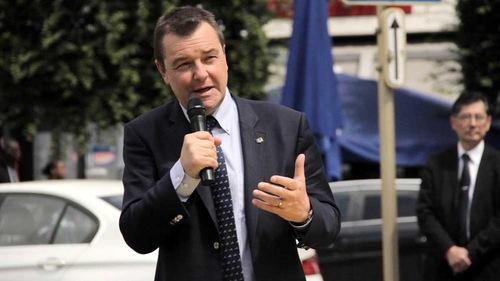 MEP Mark Demesmaeker dari Belgia
