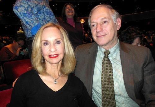 Penasihat keuangan Sandy Kessler dan pengacara Philip Orner.