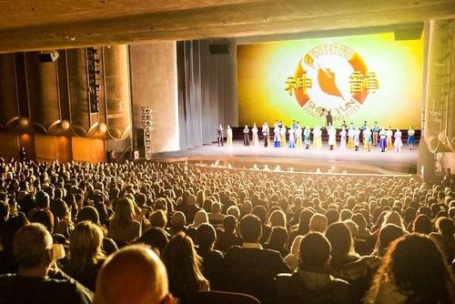Жители Северной Америки в восторге от выступлений Shen Yun