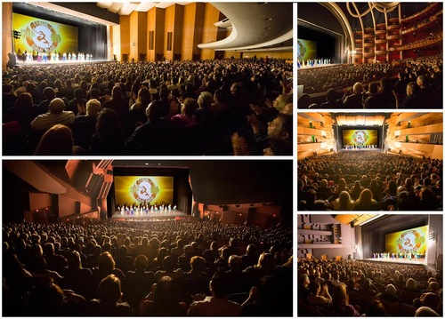 Shen yun 39 s cultural experience impresses audiences in for Terrace theatre long beach