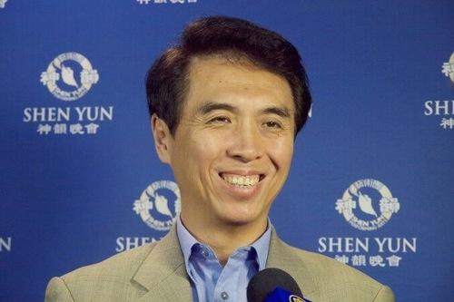Legislator Apollo Chen, kepala Seni Budaya di Taoyuan