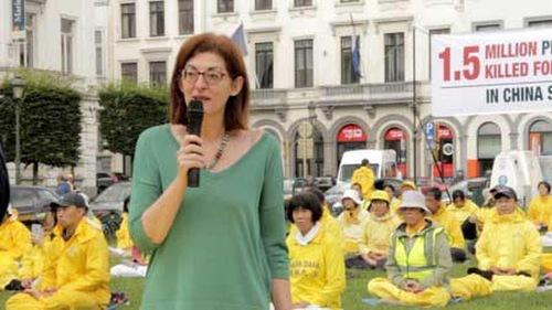 MEP Maite Pagazaurtundua Ruiz dari Spanyol
