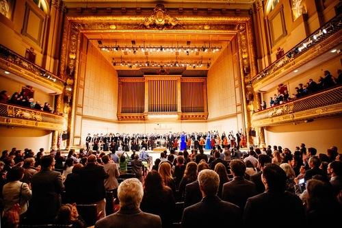 Shen Yun Symphony Orchestra Penutupan