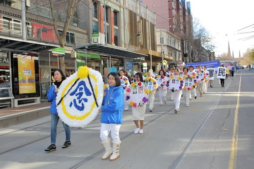Foto praktisi Falun Gong yang kehilangan nyawa mereka dalam penganiayaan.
