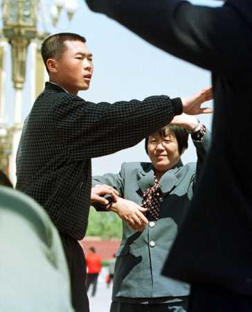 Falun Gong Meet and March in Hong Kong, Despite Chief Executives Opposition