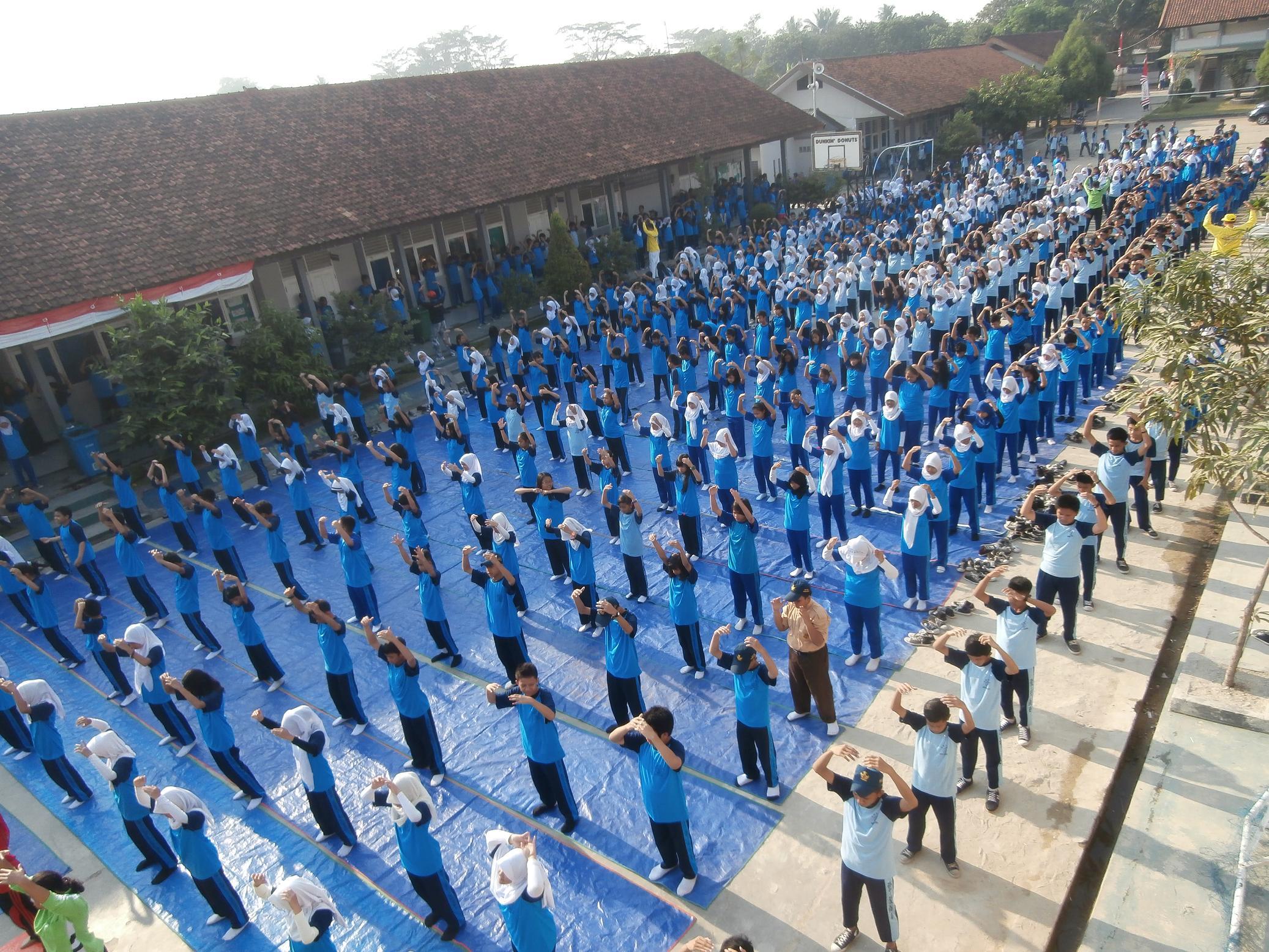 Индонезия, Фалуньгун, Фалунь Дафа