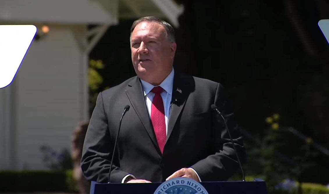 'America Needs to Lead the World' in Ending the Persecution of Falun Gong: Pompeo