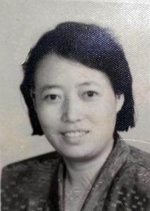 Bà Triệu Bình