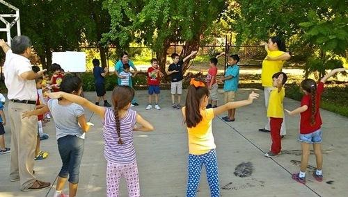 Фалуньгун включили в программу обучения в мексиканской школе